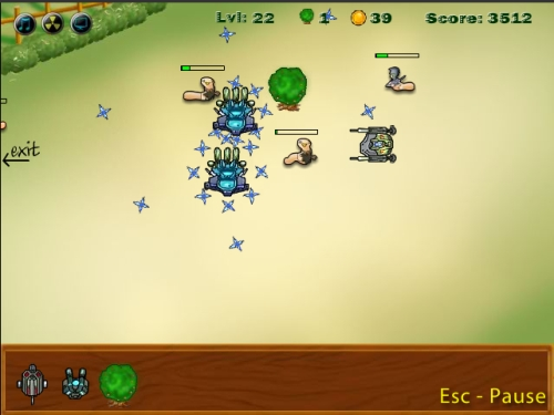 Game Image - Apple Defender