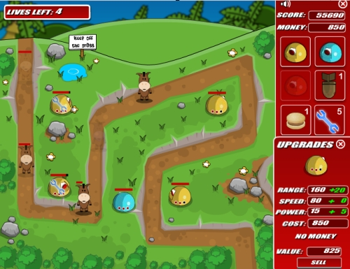 Game Image - Bananageddon