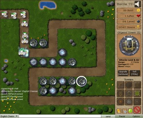 Game Image - Battle TD