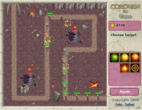 Game Image - Corovan
