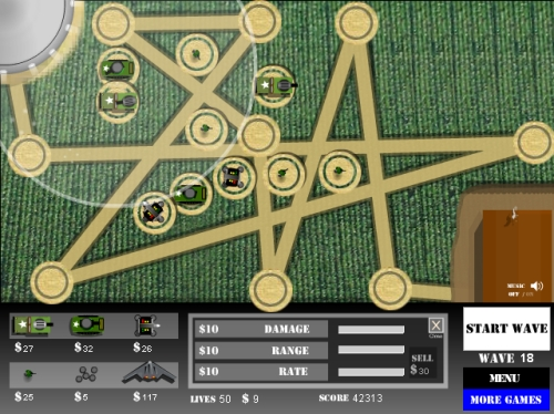 Game Image - Crop Circles