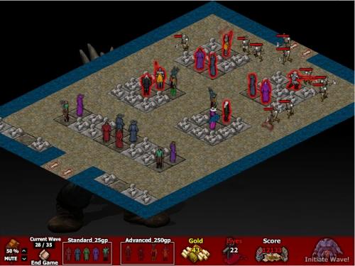 Game Image - Defender TD