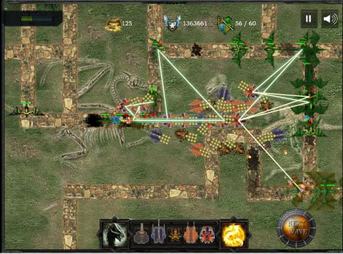 Game Image - Dragon Slayer Tower Defence