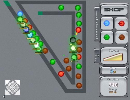 Game Image - Elemental TD