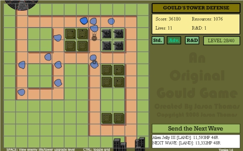 Game Image - Goulds