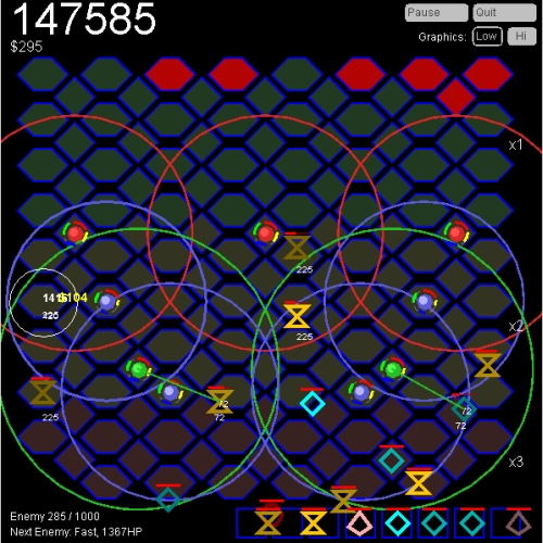 Game Image - Grid Defence