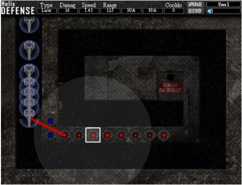 Game Image - Helix Defense
