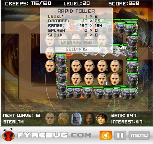 Game Image - LOTR 2
