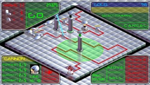 Game Image - Metalix