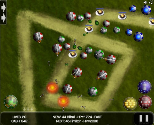 Game Image - Random Defence