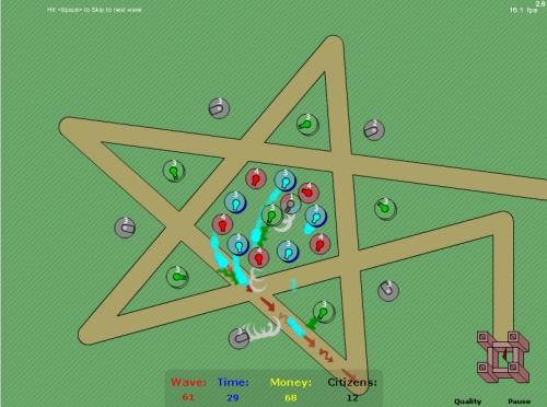 Game Image - Roman Sanine TD 2
