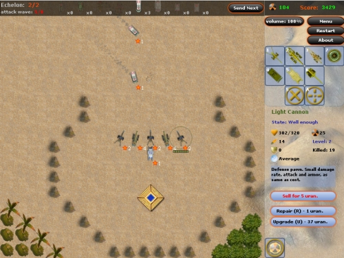 Game Image - Storm Astrum Defense
