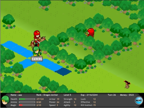 Game Image - Strategy Defense 1
