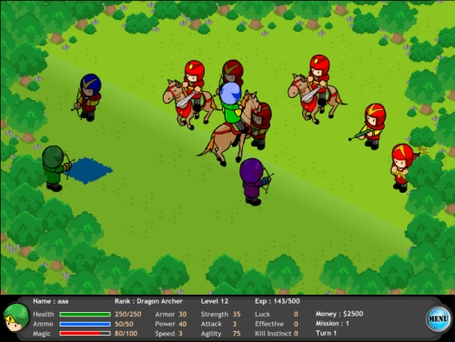 Game Image - Strategy Defense 2