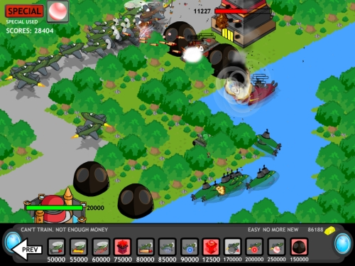 Game Image - Strategy Defense 3