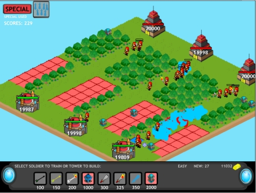 Game Image - Strategy Defense 4