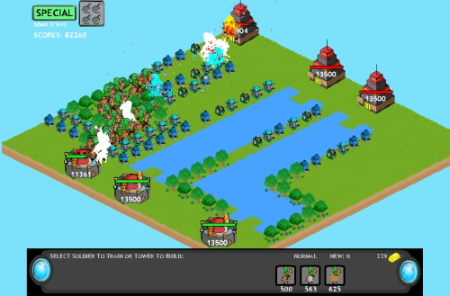 Game Image - Strategy Defense 5