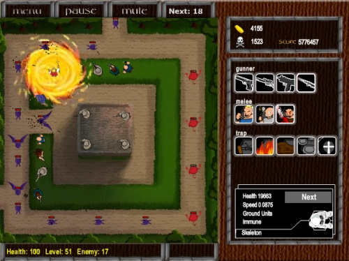 Game Image - Village Defense