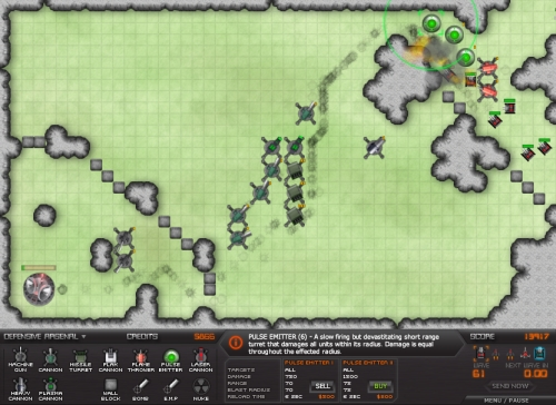 Game Image - Warzone Tower Defense
